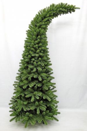 8.5ft Scandia Spruce Semi Arch Green 2.59m