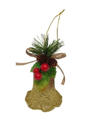 Bell single Christmas Decoration