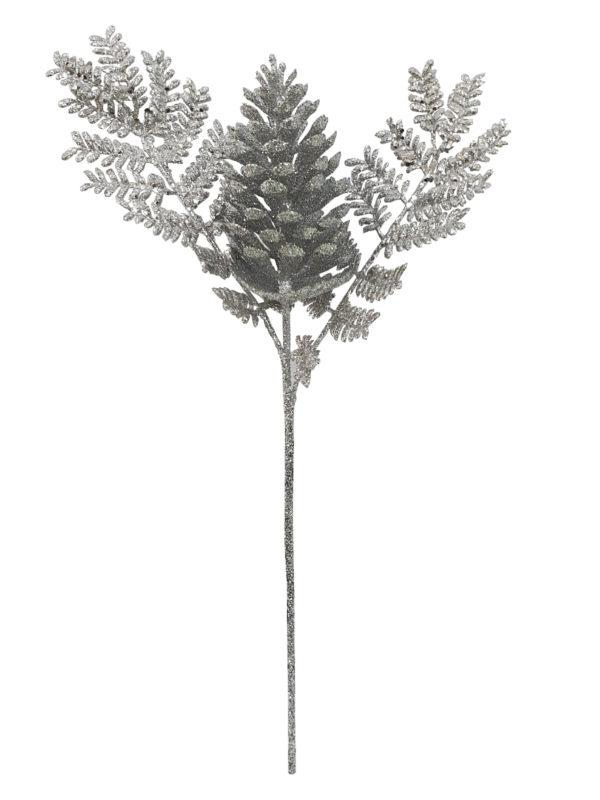 Pine Cone Spray Christmas Decoration