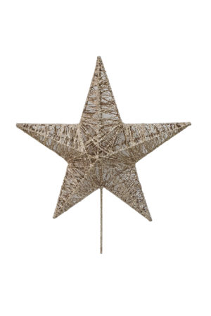 13 inch Star Christmas Tree Topper