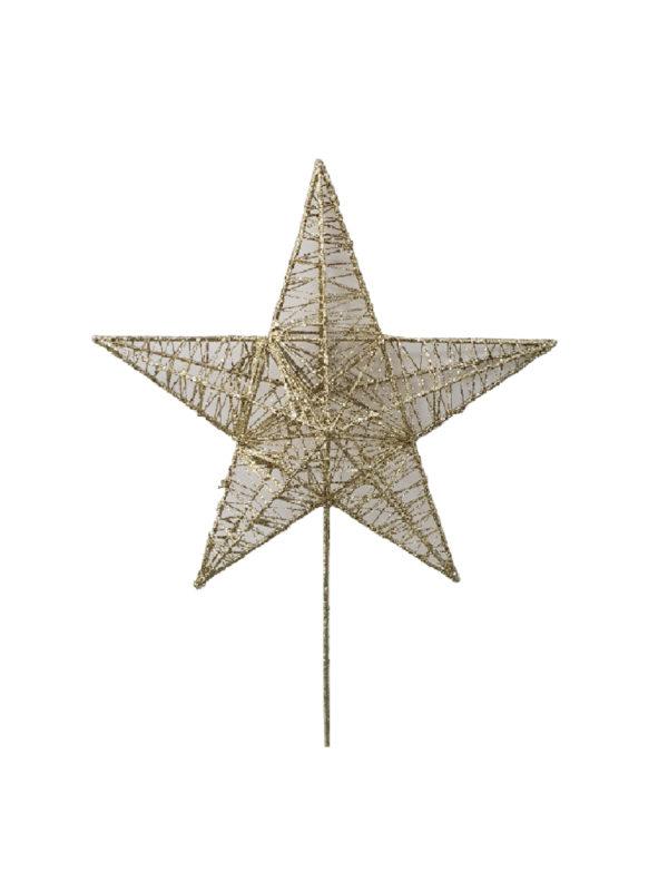 33cm Star Christmas Tree Topper