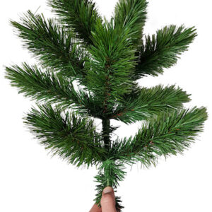 How to shape a branch of our Christmas Tree