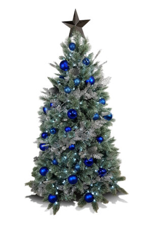 Decoration Kit for 6ft Mountain Cashmere Christmas Tree