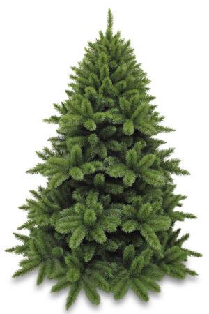 7ft Regal Spruce Christmas Tree – Classic Design Green 2.13m