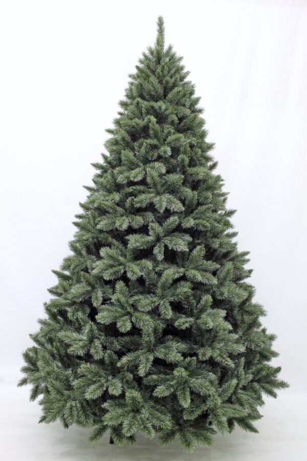 9ft Pitch Pine Christmas Tree New Growth Blue 2.74m