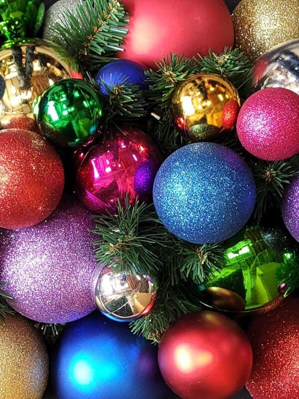 Vividd Christmas Ball Decoration Kit