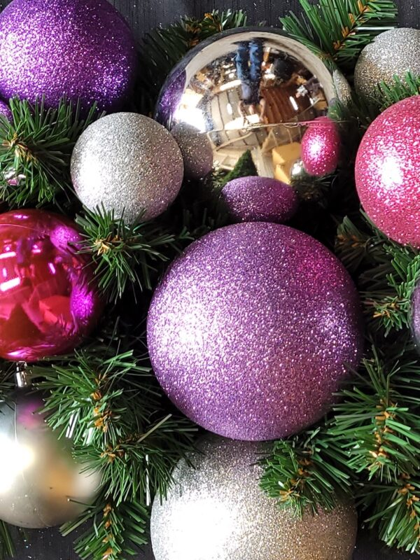 Cran-Merry Ball Decoration Kit